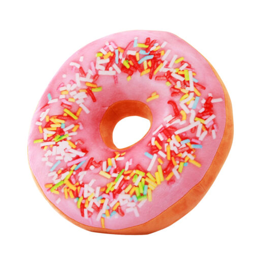 coussin donuts geant
