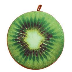 coussin kiwi