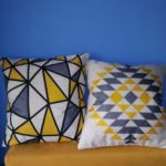 coussin scandinave