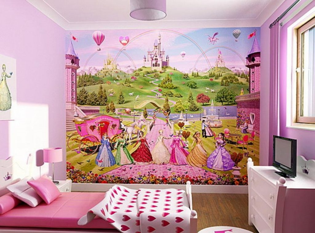 Idee Deco Chambre Fille 11 Conseils Irresistibles