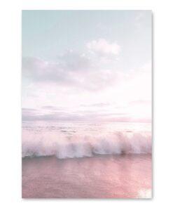 affiche plage