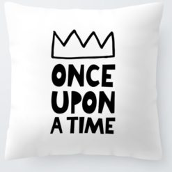 housse de coussin once upon a time